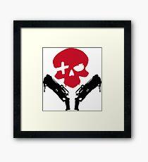 McReaper - Gun Show ver. Framed Print