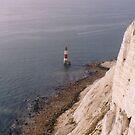 Eastbourne Lighthouse by Kayleigh Sparks