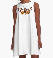 Mothboy02 A-Line Dress