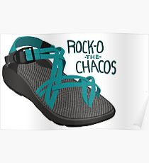 Rock-O The Chacos Poster