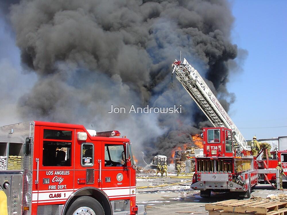 Inferno by Jon Androwski