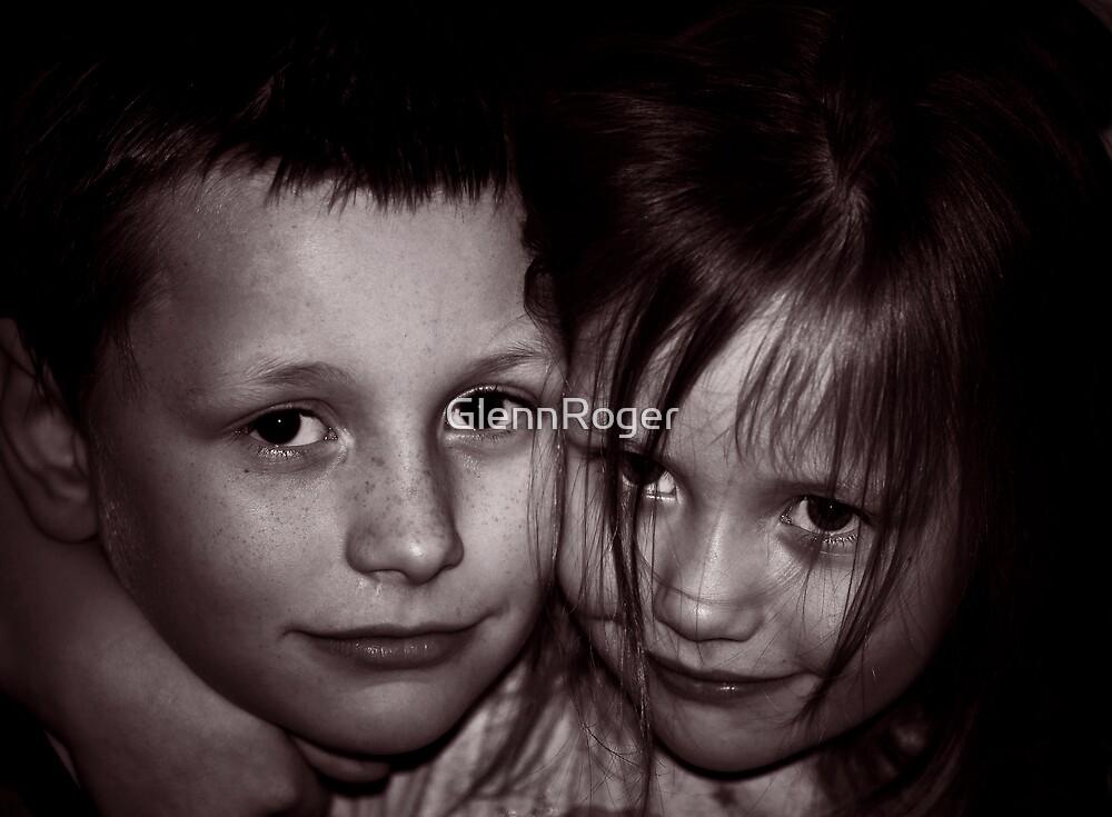 Siblings by GlennRoger