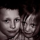 Siblings by GlennRoger