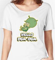 HELLO DUM DUM : GAZOO Women's Relaxed Fit T-Shirt