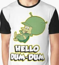 HELLO DUM DUM : GAZOO Graphic T-Shirt