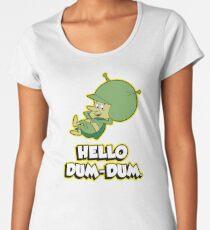 HELLO DUM DUM : GAZOO Women's Premium T-Shirt
