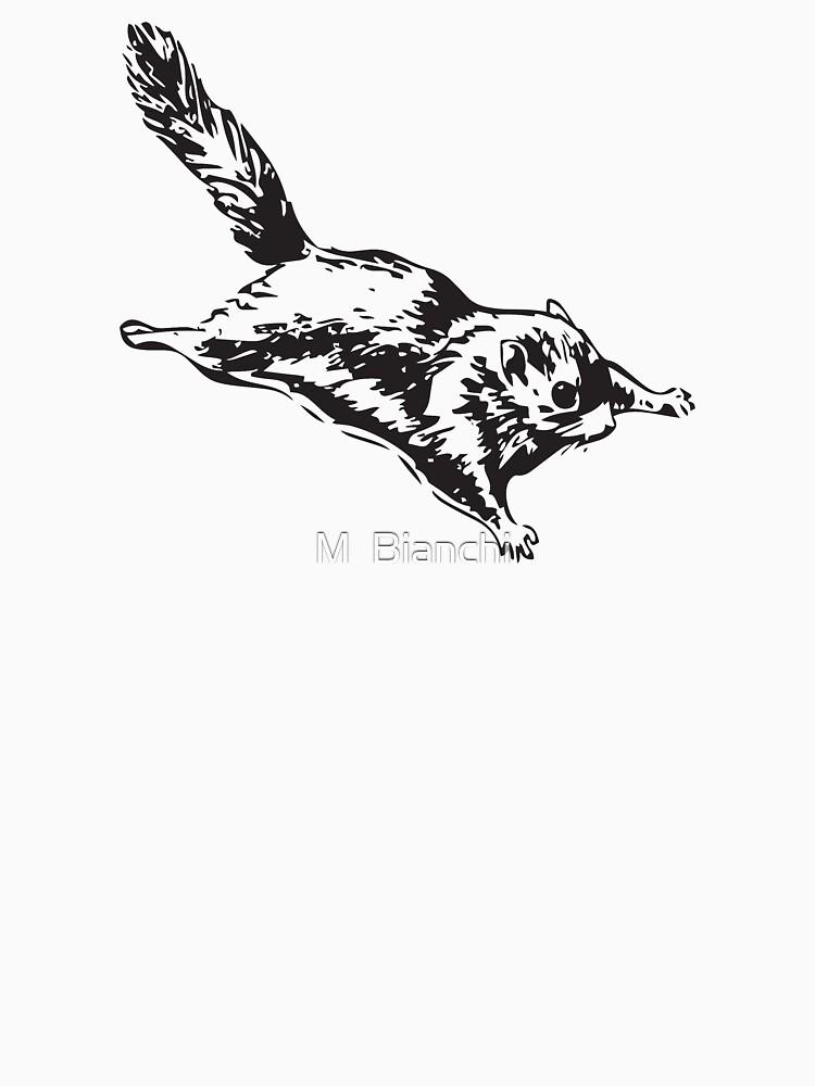 Flying Sugar Glider by mbianchi