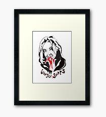 Ginger Snaps Framed Print