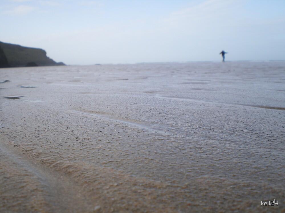 sandy views by kell24