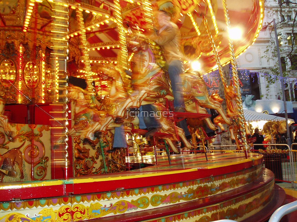 Fun  at the Fun Fair by jcjimages