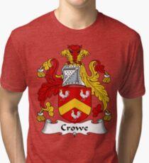 Crow (e) Tri-blend T-Shirt