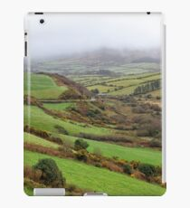 The rolling green hills of Ireland iPad Case/Skin