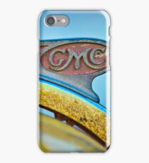 1938 GMC Hood Ornament -301c iPhone Case/Skin