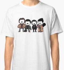 Supernatural Sam Dean Crowley Cas Classic T-Shirt