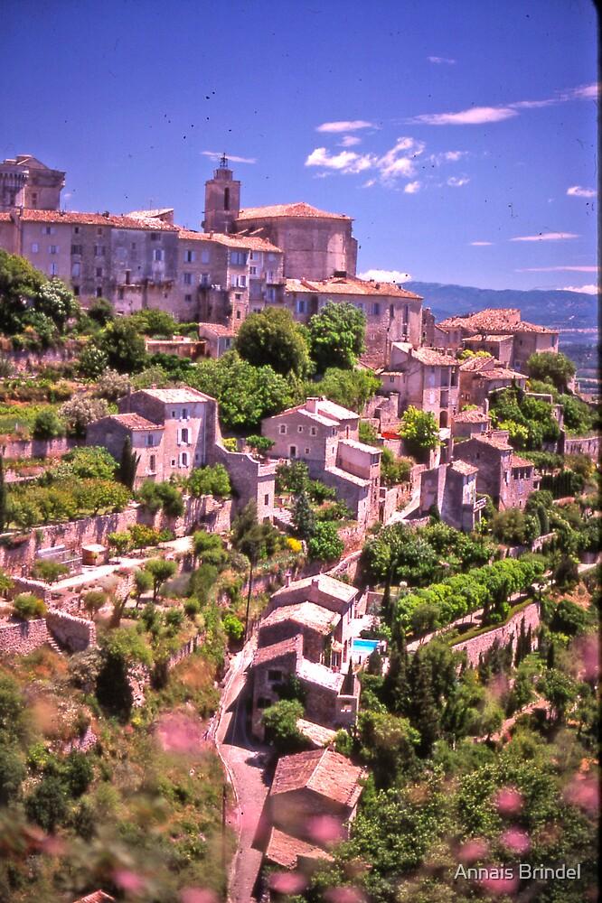 south of France by Annais Brindel