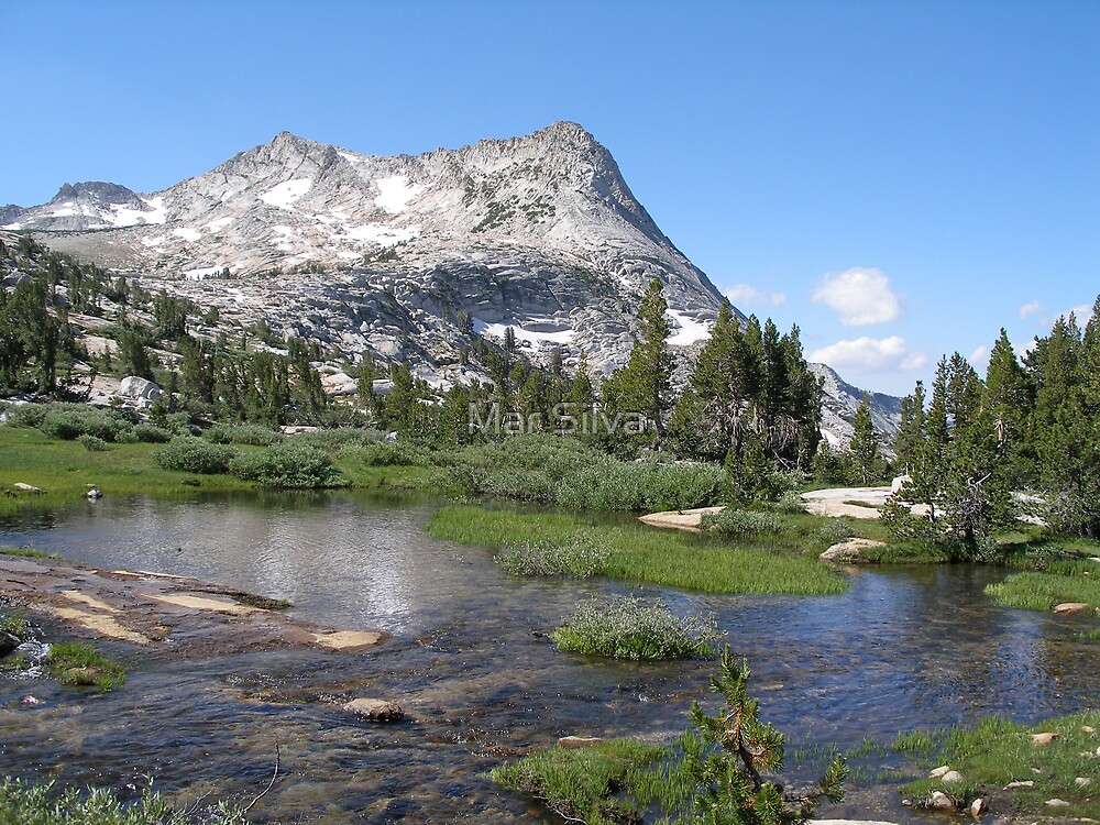 Yosemite's high country by Mar Silva