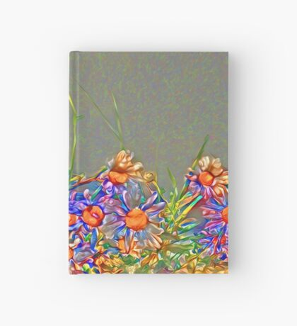 Wildflowers Hardcover Journal