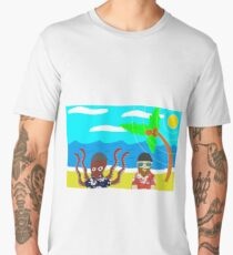 The Beach Bros Men's Premium T-Shirt