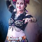 The Belly Dancer by wallarooimages