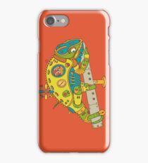 Chameleon, from the AlphaPod collection iPhone Case/Skin