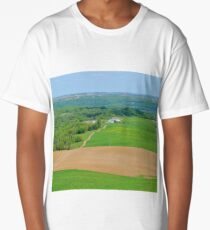 Road To The FarmHouse Long T-Shirt