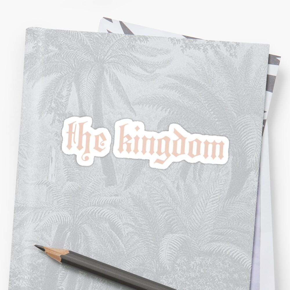 the kingdom by William Harris