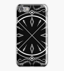 Abstract Complexity: Time iPhone Case/Skin