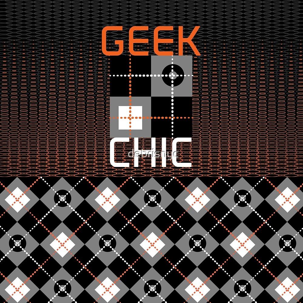 geek chic by debrisnyc