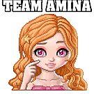 TEAM AMINA by MsShadowLovely