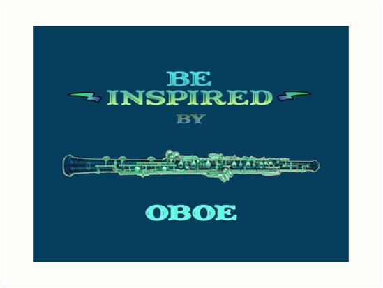 Be inspired by Oboe by MissMusica