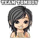 TEAM TOMBOY by MsShadowLovely