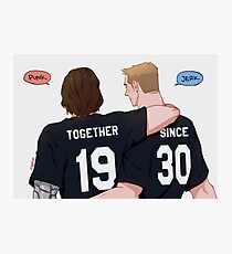 [Stucky] Together Since 1930 Photographic Print