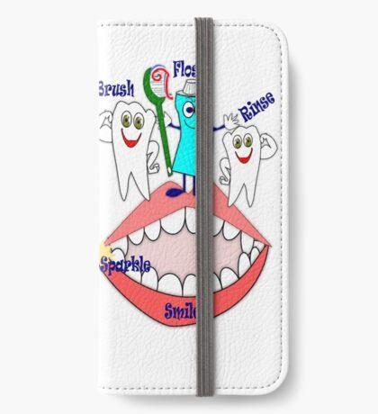 Dental  (12311 Views) iPhone Wallet