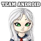 TEAM ANDROID by MsShadowLovely