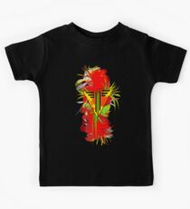 Abstract Complexity: Bloom (Alt Colours) Kids Tee