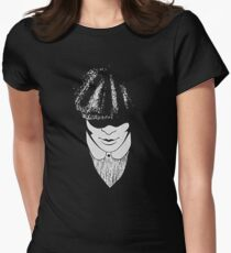 Peaky Blinders Series Womens Fitted T-Shirt