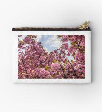 Sakura flower blossom in springtime Studio Pouch