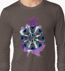 Abstract Complexity: Hyper Long Sleeve T-Shirt