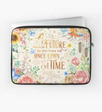 Once upon a time Laptop Sleeve