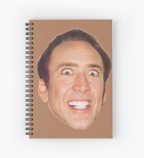 I'm Watching You Spiral Notebook