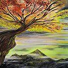 Over Looking Tree by Adam Santana