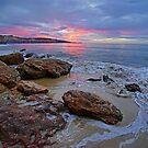 Anglesea Sunrise by Harry Oldmeadow