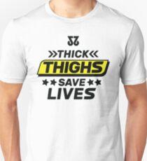 THIGHS Unisex T-Shirt