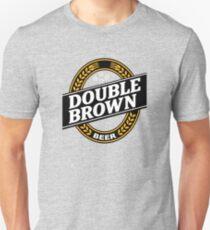 double brown beer Unisex T-Shirt