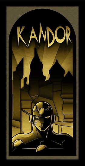 But who will save Kandor ? by pigminted