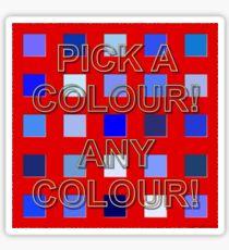 Postmodernism 04 Sticker