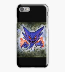 Haunting Haunter iPhone Case/Skin