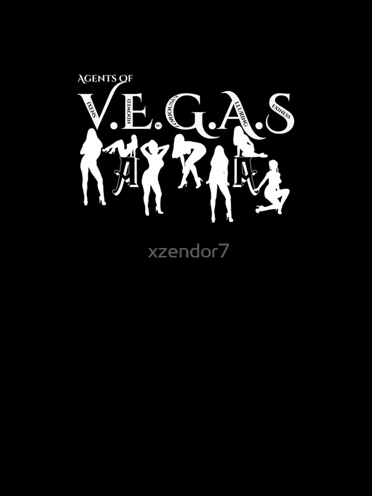 Sexy Agents Of VEGAS by xzendor7