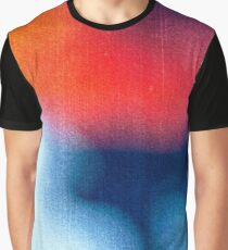 BLUR / burning ice Graphic T-Shirt