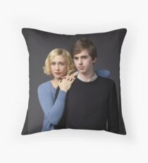 Norman Norma Bates Pillow / Tote Throw Pillow